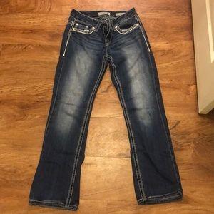 Daytrip bootcut jeans
